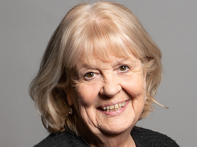 Dame Cheryl Gillan MP for Chesham and Amersham (1992-2021)