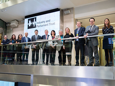 Parliamentarians visit London Stock Exchange Group as Forbes launch 30 Under 30 Europe