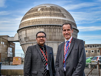 IPT visits Sellafield in March 2018