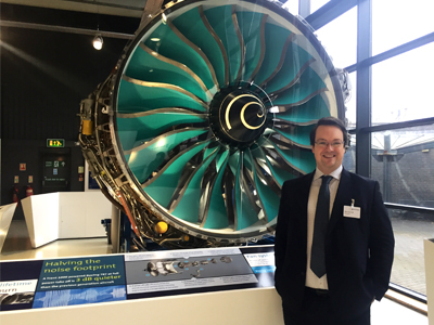 Mike Wood MP Explores Employment and Exporting at Rolls Royce