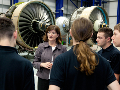 Rt Hon Nicky Morgan MP: Manufacturing and Skills